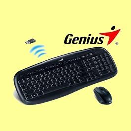 clavier-souris-genius-kb8000x-sans-fil