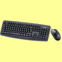 clavier-souris-genius-slimstar-c130-usb